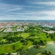 Aerial view of Olympiapark  — Stock Photo