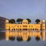 Jal Mahal (Water Palace). Jaipur, Rajasthan, India — Stock Photo
