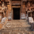 Entrance of  Brihadishwara Temple — Stock Photo