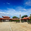 Lian Shan Shuang Lin Monastery — Stock Photo