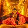 Buddha Sakyamuni statue — Stock Photo