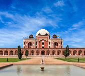 Humayun's Tomb. Delhi, India — Stock Photo