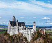 Neuschwanstein Castle, Germany — Stock Photo