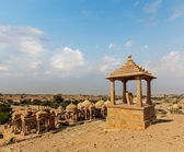 Bada Bagh, Jodhpur, India — Stock Photo