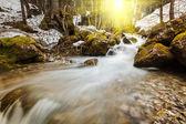 Cascade de sibli-wasserfall — Photo