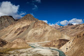 Himalayas landscape — Stock Photo