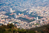Town Tiruvannamalai, Tamil Nadu, India — Stock Photo