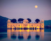 Jal Mahal (Water Palace).  Jaipur, Rajasthan, India — Stock Photo
