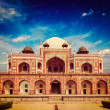 Humayun Tomb, India — Stock Photo #44920613