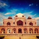 胡马雍陵墓印度 — 图库照片 #44920613