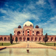 Humayun's Tomb. Delhi, India — Stock Photo #44920657