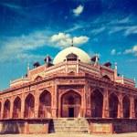 Humayun's Tomb. Delhi, India — 图库照片