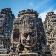 Faces of Bayon temple, Angkor, Cambodia — Stock Photo #44921915
