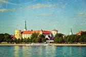 View of Riga, Latvia — Stock Photo