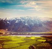 Spiti valley — Zdjęcie stockowe