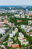 Aerial view of Munich. Munich, Bavaria, Germany — Stock Photo