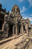 Bayon temple, Angkor Thom, Cambodia — Stock Photo
