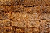 古代の石造りの壁テクスチャ — ストック写真
