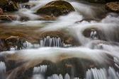 Cascade of Sibli-Wasserfall. Rottach-Egern, Bavaria,  Germany — Stock Photo