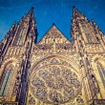 St. Vitus Catherdal, Prague — Stock Photo