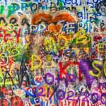 Постер, плакат: Lennon Wall