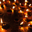 Diwali lights — Stock Photo #45097657