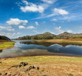 Periyar wildlife sanctuary, India — Stock Photo