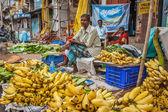 Unidentified Indian man — Stock Photo