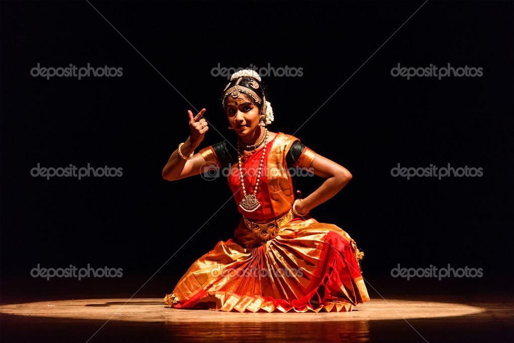 Indian Dance Bharatanatyam a Classical Indian Dance