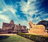 Gangai Konda Cholapuram Temple. Tamil Nadu, India — Stock Photo
