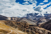 Himalayan landscape. Ladakh, India — Stock Photo