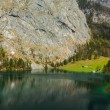 Obersee lake. Bavaria, Germany — Stock Photo #49562561