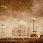Постер, плакат: Taj Mahal Agra India