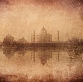 Taj Mahal — Stockfoto