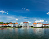 Nymphenburg Palace, Munich, Germany — Stock Photo