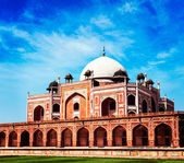Humayun's Tomb. Delhi, India — Photo