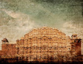 Hawa Mahal, Jaipur, Rajasthan — Stock Photo