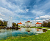 Nymphenburg Palace. Munich, Germany — Stock Photo