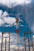 Towers — Stock Photo