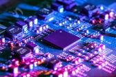 Placa de circuito — Foto Stock