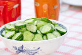 Cucumber — Stock Photo