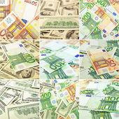 Money set — Stock Photo