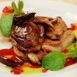 Roasted goose - Stockfoto