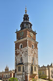 Town Hall in Cracow — Stock Photo