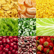 Food backgrounds — Stock Photo