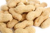 Peanuts isolated — Stock Photo