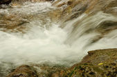 Fast flowing water — Stock Photo