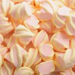 Marshmallow sweets — Stock Photo