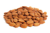 Almond isolated — Stock Photo