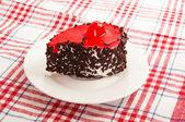 Söt tårta — Stockfoto